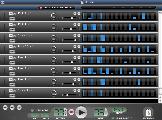 iZotope Announce iDrum Expansion and Free Loops for Garageband
